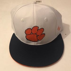 Clemson Tigers Fitted Hat Med/Large